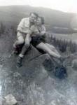 TS z Danutą 1952 rok_e