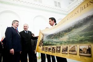 1.Pomniki Historii, Kancelaria Prezydenta