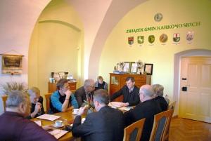 Zgromadzenie i Zarząd Związku Gmin Karkonoskich, pałac w Bukowcu
