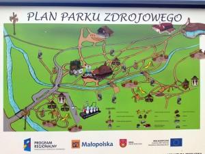Przykładowa tablica z Małopolski niewiele różni się od tych na Dolnym Śląsku