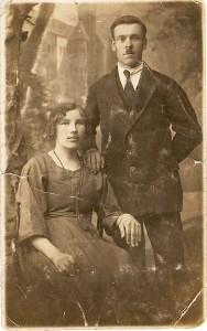 1. Rodzice: Maria i Stanisław Koniarz