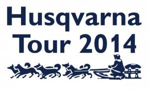 Husqvarna AB - Logo Husqvarna Tour 2014