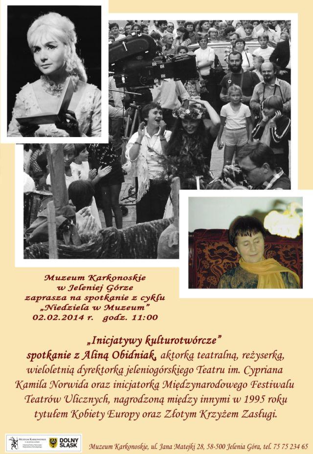 plakat - Alina Obidniak
