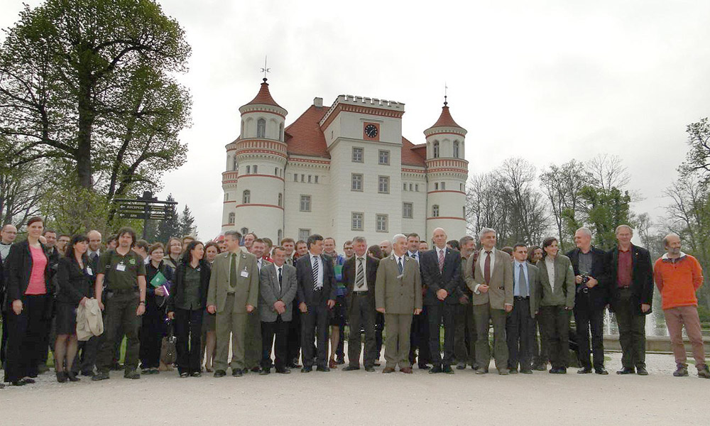 Uczestnicy konferencji w Wojanowie. Foto: Krzysztof Tęcza