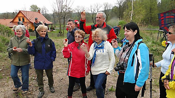 Kto ma najtwardsze jajo? Foto: Krzysztof Tęcza