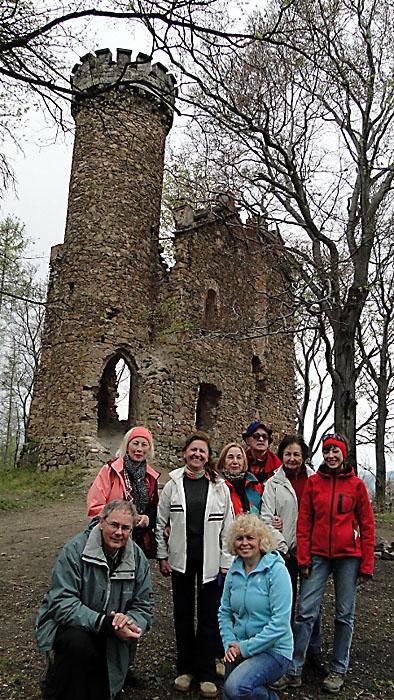 Zamek Henryka na Grodnej. Foto: Krzysztof Tęcza