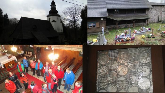 Kościół MB Śnieżnej w Sierpnicy. Foto: Krzysztof Tęcza