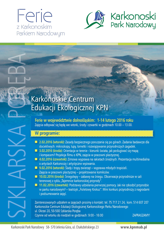 ulotka Ferie KPN Szklarska 2016 korekta-page-001