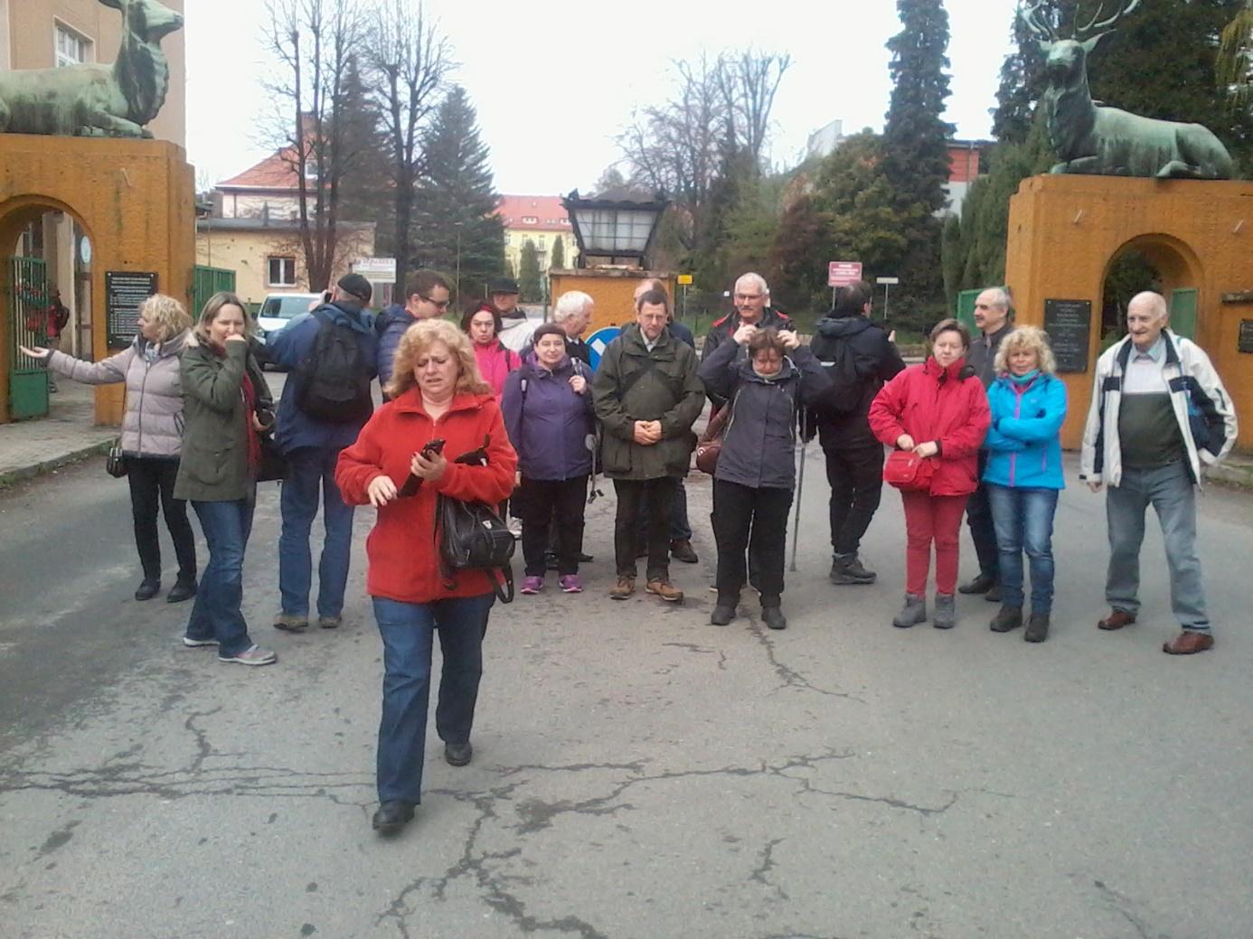 Wizyta w jeleniogórskim Oddziale Archiwum Państwowego. Foto: Krzysztof Tęcza
